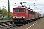 """LEW 15493 - Railion """"155 042-5"""" 26.10.2005 - Graben-NeudorfErnst Lauer"""