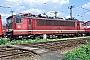 """LEW 15494 - DB AG """"155 043-3"""" 10.05.1998 - Mannheim, BetriebswerkErnst Lauer"""