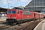 """LEW 15494 - DB Schenker """"155 043-3"""" 30.07.2014 - Bremen, HauptbahnhofHenk Hartsuiker"""