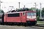 """LEW 15496 - DB AG """"155 045-8"""" 14.05.1999 - Falkenberg (Elster), unterer BahnhofOliver Wadewitz"""