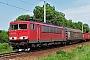 "LEW 15497 - Railion ""155 046-6"" 20.06.2006 - StralsundPaul Tabbert"