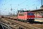 """LEW 15497 - DB Schenker """"155 046-6"""" 29.03.2011 - Bremen, HauptbahnhofJens Vollertsen"""