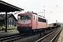 """LEW 15498 - DB Cargo """"155 047-4"""" 10.08.1999 - Leipzig-LeutzschOliver Wadewitz"""