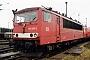 "LEW 15499 - DB Cargo ""155 048-2"" 26.12.1999 - Seddin, BetriebswerkOliver Wadewitz"