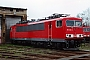 "LEW 15499 - DB Cargo ""155 048-2"" 22.04.2001 - Leipzig-Engelsdorf, BetriebswerkOliver Wadewitz"