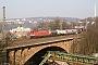 """LEW 15500 - Railion """"155 049-0"""" 13.02.2008 - Wuppertal-SonnbornIngmar Weidig"""