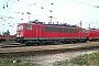 """LEW 15500 - DB Cargo """"155 049-0"""" 20.08.2003 - Mannheim, RangierbahnhofErnst Lauer"""