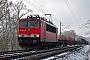 """LEW 15500 - Railion """"155 049-0"""" 20.03.2008 - bei BelzigRudi Lautenbach"""