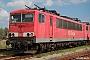 """LEW 15503 - Railion """"155 052-4"""" 14.08.2008 - Rostock-SeehafenStefan Sachs"""