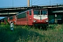 "LEW 15504 - DB AG ""155 053-2"" 16.08.1997 - Berlin-Pankow