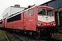 "LEW 15504 - DB Cargo ""155 053-2"" 26.12.1999 - Seddin, BetriebswerkOliver Wadewitz"