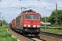 """LEW 15506 - Railion """"155 055-7"""" 16.07.2008 - BickenbachRalf Lauer"""