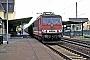 """LEW 15506 - DB AG """"155 055-7"""" 20.10.1995 - Mörfelden-Walldorf, Bahnhof WalldorfRobert Steckenreiter"""