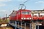 "LEW 15507 - DB Cargo ""155 056-5"" 09.09.2000 - Leipzig-Engelsdorf, BetriebswerkOliver Wadewitz"