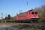 """LEW 15507 - DB Schenker """"155 056-5"""" 12.03.2015 - Ratingen-LintorfIngmar Weidig"""