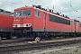 """LEW 15507 - Railion """"155 056-5"""" 01.02.2004 - Mannheim, BetriebswerkErnst Lauer"""