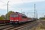"LEW 15507 - DB Schenker ""155 056-5"" 03.11.2014 - ZüssowAndreas Görs"