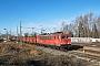 "LEW 15507 - DB Cargo ""155 056-5"" 30.01.2018 - Leipzig-TheklaAlex Huber"