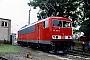 """LEW 15508 - DB Cargo """"155 057-3"""" 08.09.2001 - Cottbus, AusbesserungswerkOliver Wadewitz"""