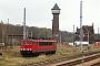 """LEW 15508 - Railion """"155 057-3"""" 09.04.2008 - Elstal, Rangierbahnhof WustermarkRudi Lautenbach"""