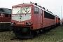 "LEW 15756 - DB Cargo ""155 059-9"" 07.01.2001 - Leipzig-Engelsdorf, BetriebswerkOliver Wadewitz"