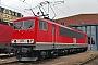 """LEW 15756 - MEG """"710"""" 08.04.2015 - Halle (Saale), BetriebswerkTobias Jahn"""