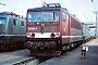 """LEW 15758 - DB AG """"155 061-5"""" 09.04.1995 - Mannheim, BetriebswerkErnst Lauer"""