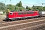 """LEW 15758 - Railion """"155 061-5"""" 09.09.2004 - Ludwigshafen (Rhein)Ernst Lauer"""