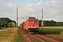"LEW 15758 - DB Schenker ""155 061-5"" 25.06.2009 - Sehlen, Bahnhof TeschenhagenPaul Tabbert"