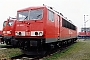"LEW 15760 - DB Cargo ""155 063-1"" 24.03.2000 - Leipzig-Engelsdorf, BetriebswerkOliver Wadewitz"
