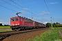 """LEW 15760 - DB Schenker """"155 063-1"""" 09.05.2014 - Jacobsdorf (Mark)Andreas Görs"""