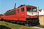 "LEW 15765 - DB Cargo ""155 068-0"" 24.05.2003 - Weimar, BetriebswerkDaniel Berg"