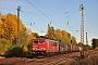 """LEW 15765 - DB Schenker """"155 068-0"""" 18.10.2012 - Leipzig-TheklaOliver Wadewitz"""