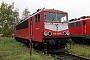 "LEW 16100 - DB Cargo ""155 024-3"" 15.10.2002 - Leipzig-Engelsdorf, BetriebswerkOliver Wadewitz"