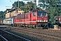 """LEW 16100 - DB AG """"155 024-3"""" 08.10.1995 - Dreieich-BuchschlagRobert Steckenreiter"""