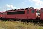 """LEW 16101 - Railion """"155 025-0"""" 14.08.2008 - Rostock-SeehafenStefan Sachs"""