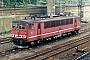 """LEW 16101 - DB AG """"155 025-0"""" 15.10.1995 - Dresden, HauptbahnhofWolfram Wätzold"""