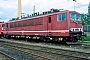 "LEW 16104 - DB AG ""155 028-4"" 03.06.1997 - Berlin-Pankow, BetriebswerkErnst Lauer"