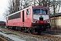 "LEW 16105 - DB Cargo ""155 029-2"" 24.01.2002 - CottbusOliver Wadewitz"