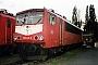 "LEW 16107 - DB Cargo ""155 031-8"" 16.10.1999 - Leipzig-Engelsdorf, BetriebswerkOliver Wadewitz"