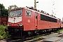 "LEW 16108 - DB Cargo ""155 032-6"" 11.07.1999 - Reichenbach (Vogtland)Oliver Wadewitz"