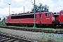 """LEW 16108 - DB Cargo """"155 032-6"""" 02.09.2000 - Mannheim, BetriebswerkErnst Lauer"""