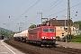 """LEW 16109 - DB Schenker """"155 033-4"""" 01.05.2009 - Bielefeld-BrackwedeIngmar Weidig"""