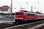 "LEW 16110 - DB Cargo ""155 034-2"" 18.06.2003 - Leipzig, HauptbahnhofOliver Wadewitz"