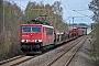 """LEW 16111 - DB Schenker """"155 035-9"""" 20.04.2012 - St. EgidienFelix Bochmann"""