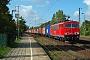"""LEW 16111 - Railion """"155 035-9"""" 27.09.2008 - Nuthetal-SaarmundTorsten Barth"""