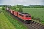 "LEW 16111 - DB Schenker ""155 035-9"" 27.05.2013 - bei RamelslohJens Vollertsen"