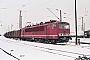 "LEW 16111 - DR ""250 035-3"" 08.01.1987 - Seddin, Bahnhofsteil SüdMichael Uhren"