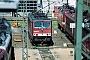 """LEW 16112 - DB AG """"155 036-7"""" 19.05.1997 - Mannheim, BetriebswerkErnst Lauer"""