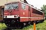 """LEW 16112 - DB AG """"155 036-7"""" 27.06.1999 - Leipzig-Engelsdorf, BetriebswerkOliver Wadewitz"""